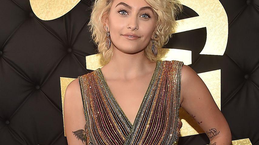 Paris Jackson 2017 bei den Grammy Awards