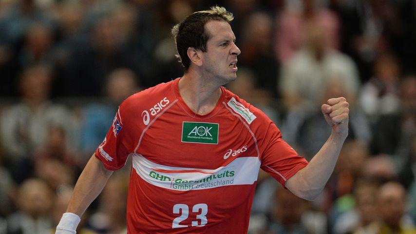 Pascal Hens, Handballer