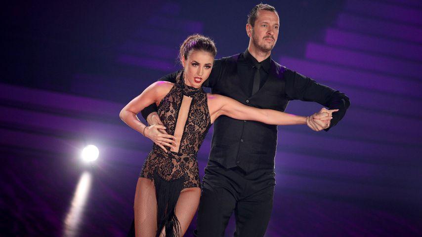 """Ekaterina Leonova und Pascal Hens beim """"Let's Dance""""-Finale"""