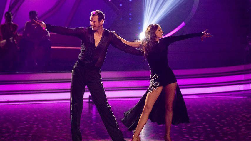 "Pascal Hens und Ekaterina Leonova, ""Let's Dance""-Teilnehmer"