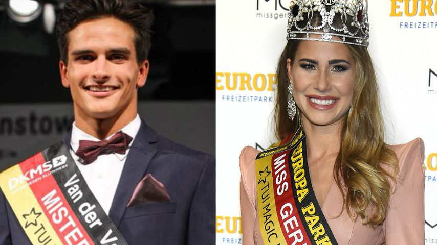 Mister & Miss Germany: Sie teilen emotionalen Background!