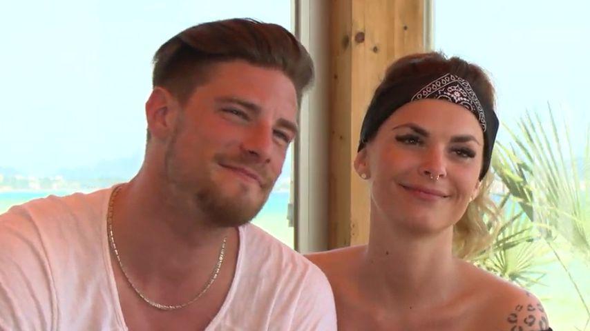Kein Rosenkrieg: So lief Denise und Pascals Scheidung ab!