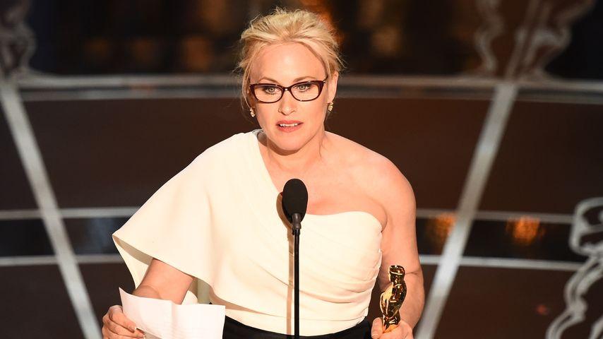 Erwartung erfüllt: Oscar für Patricia Arquette!