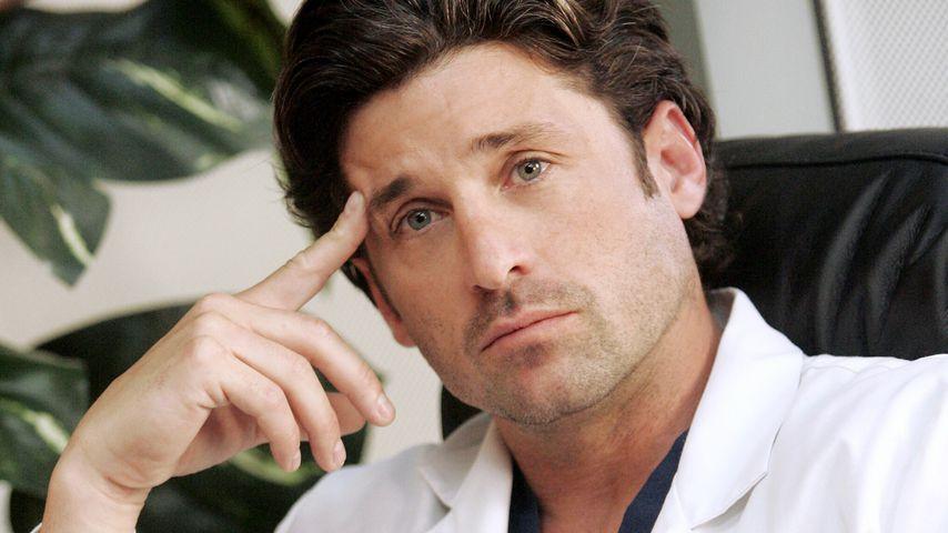 """Patrick Dempsey als Dr. Derek Shepherd bei """"Grey's Anatomy"""""""