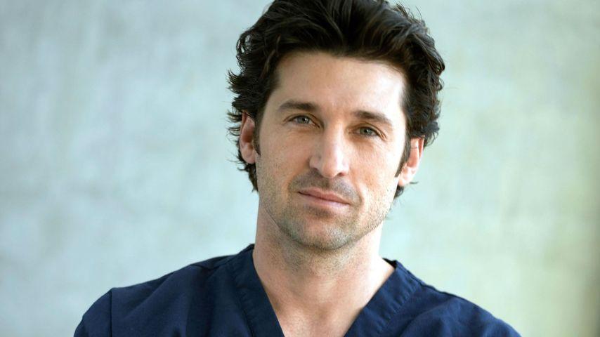 """Patrick Dempsey: Bereut er seine """"Grey's Anatomy""""-Zeit?"""