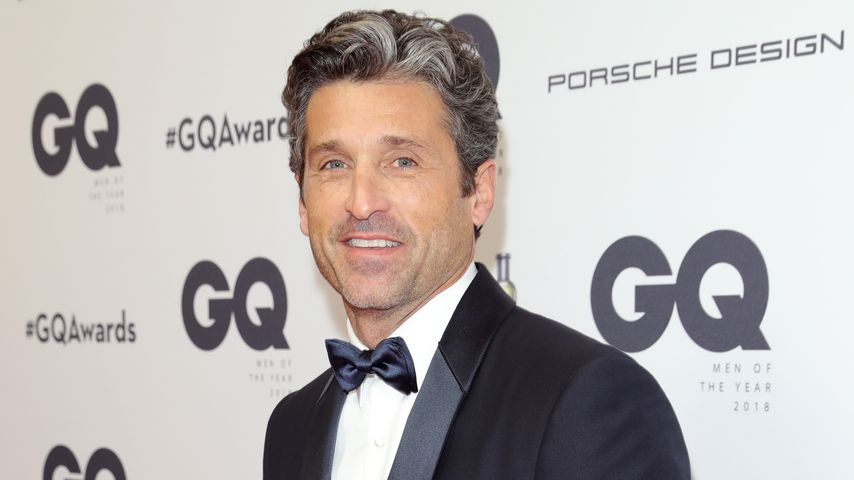 Patrick Dempsey bei den GQ Men of the Year Awards 2018