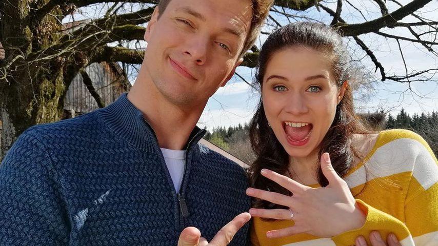 """""""Sturm der Liebe""""-Hochzeit: Denise und Henry werden heiraten"""