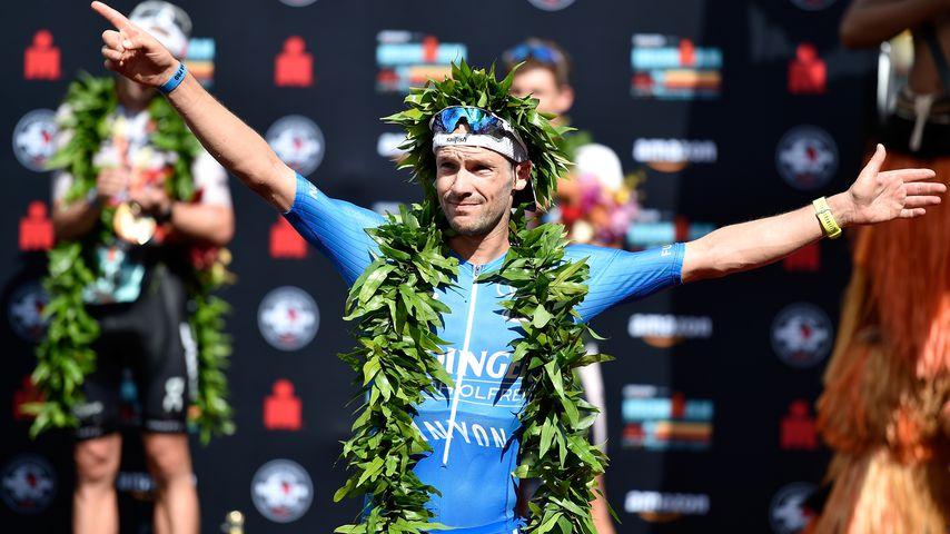 Patrick Lange beim Ironman 2018