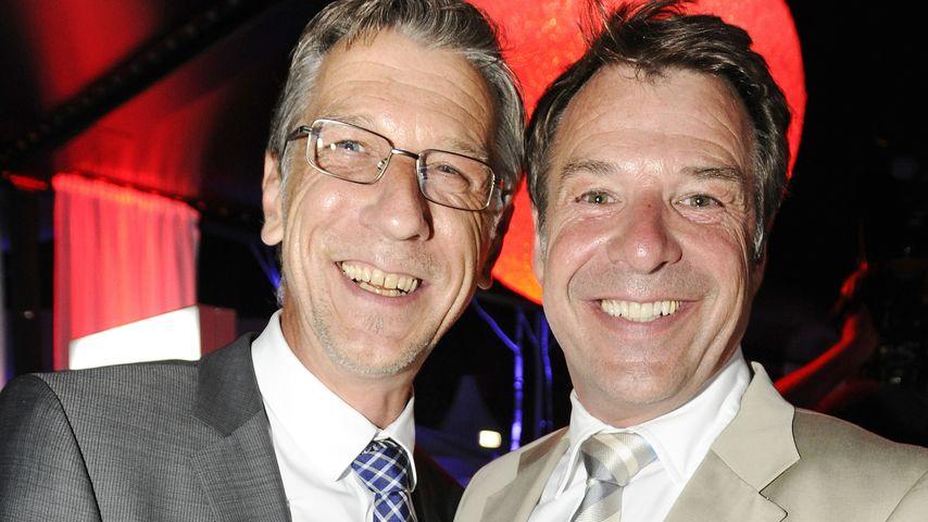 Patrick Lindner und sein Peter wollen heiraten