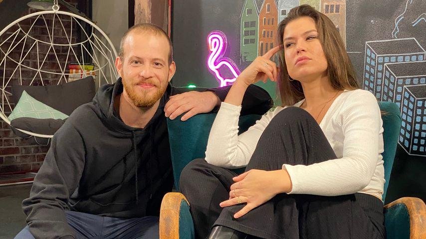 Patrick Müller und Sharon Berlinghoff