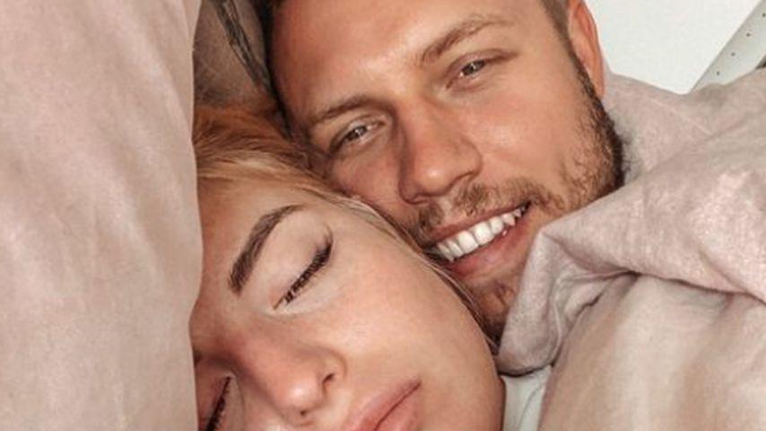 Patrick Romer und Antonia Hemmer