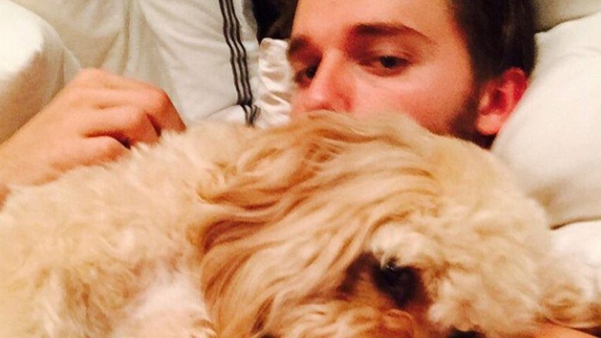 Miley-Pause: Kuschel-Trost für Patrick Schwarzenegger