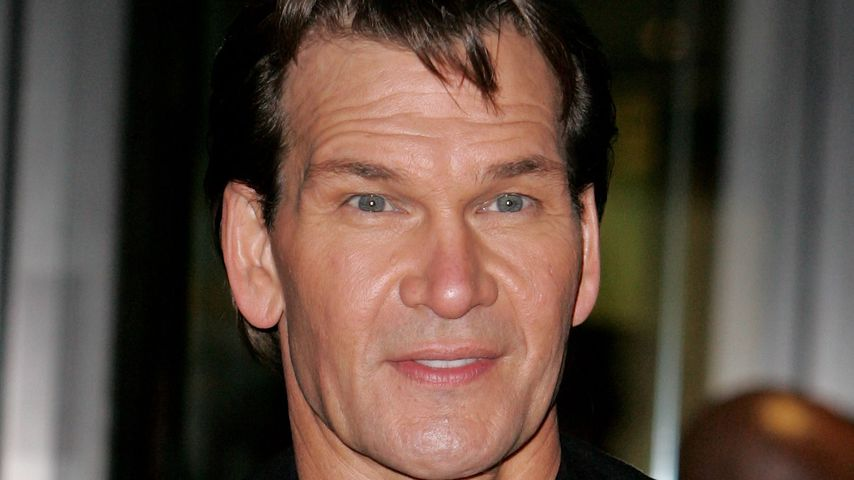 Patrick Swayze, 2005 in London