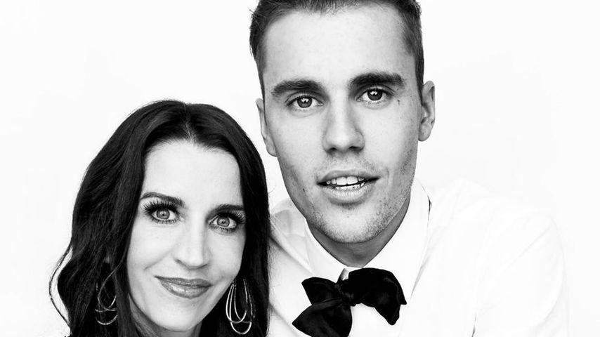 Stolz auf Justin: Biebs-Mom Pattie teilt Fotos der Hochzeit