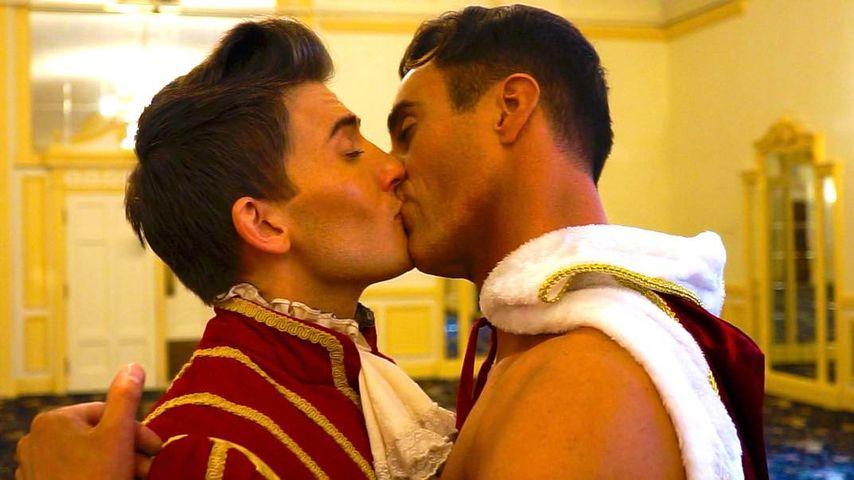 """Netz-Konkurrenz? Sexy Gay-Version von """"Beauty & the Beast"""""""