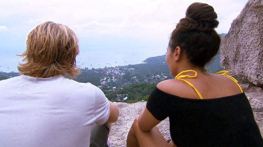 "Paul Janke und Pamela Gil Mata bei ihrem ""Bachelor in Paradise""-Date"