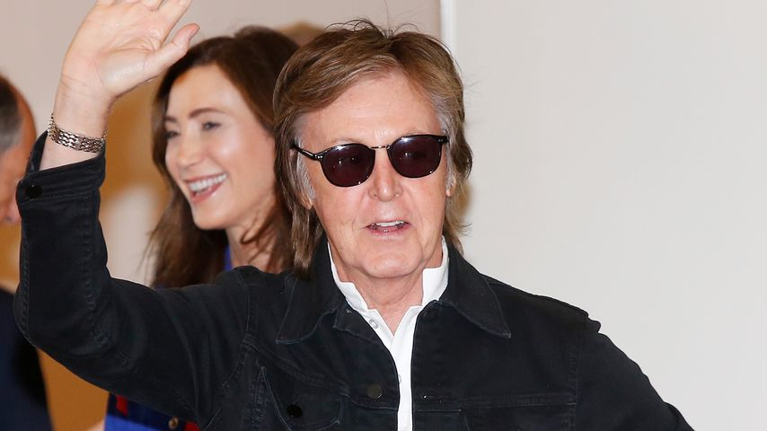 Paul McCartney in Tokio, 2017