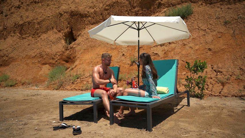 """Die """"Ex on the Beach""""-Teilnehmer Paul und Malina"""