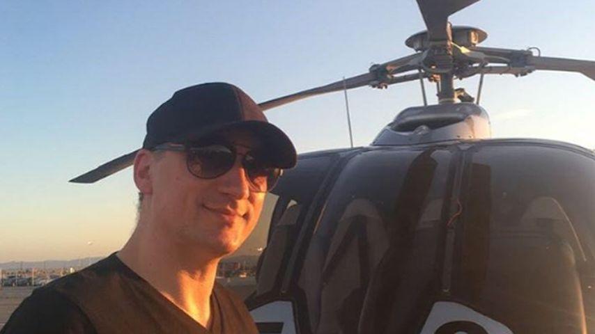 1. Gig nach Horror-Sturz: DJ Paul van Dyk feiert Comeback