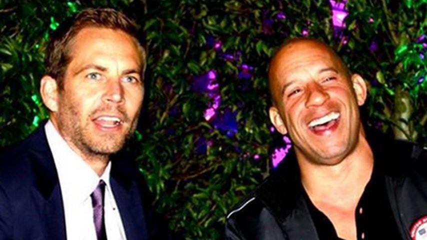 Paul Walker & Vin Diesel konnten sich nicht leiden