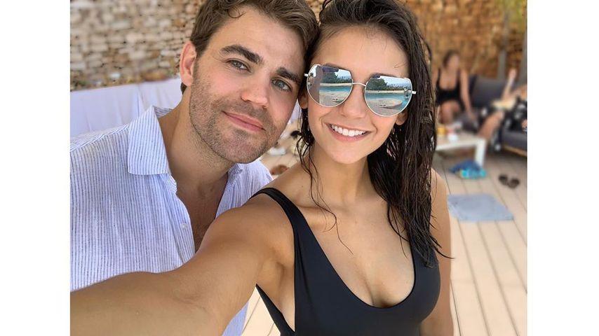 """Nach Zoff: """"Vampire Diaries""""-Paul wirft Nina in einen Pool!"""