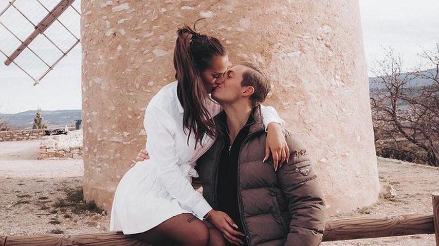 Paulina Ljubas und Henrik Stoltenberg