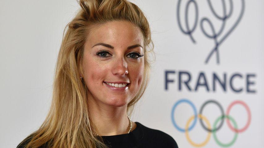 Pauline Ferrand-Prevot bei der Olympia-Vorbereitung in Frankreich