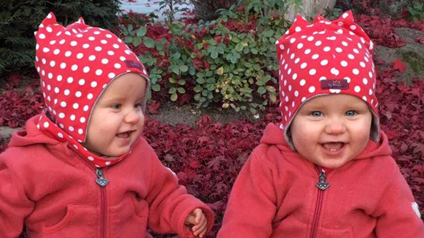 Pauline und Marlene, Christian Tews' Töchter