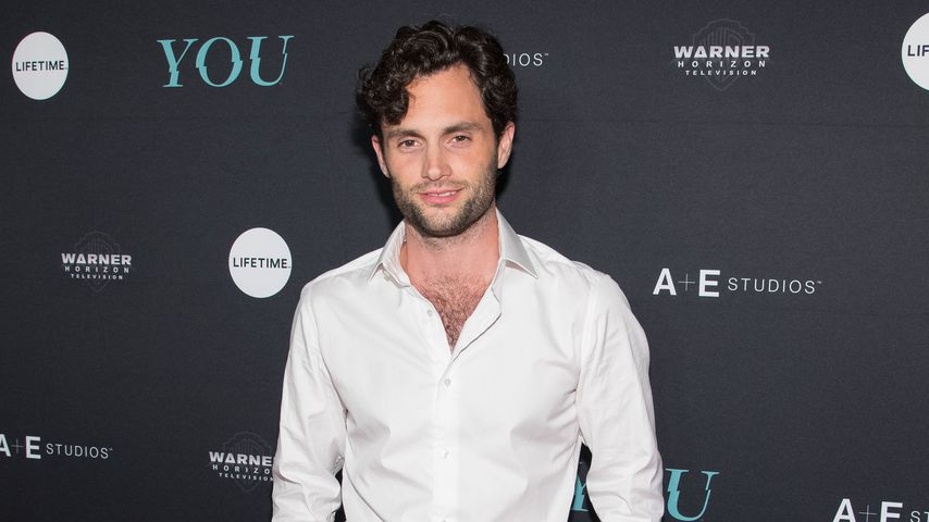 "Penn Badgley, ""You""-Darsteller"