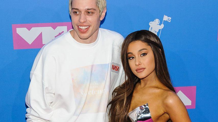Für Pete? Ariana Grande verzichtet auf Markenzeichen-Zopf