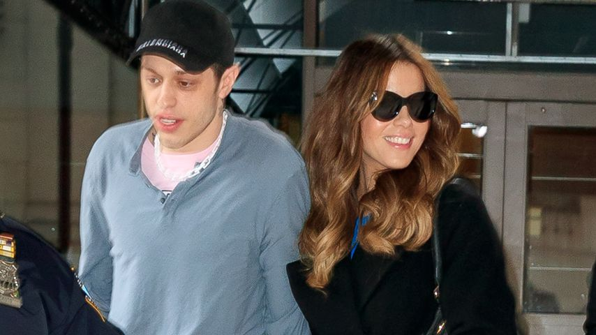 Pete Davidson und Kate Beckinsale