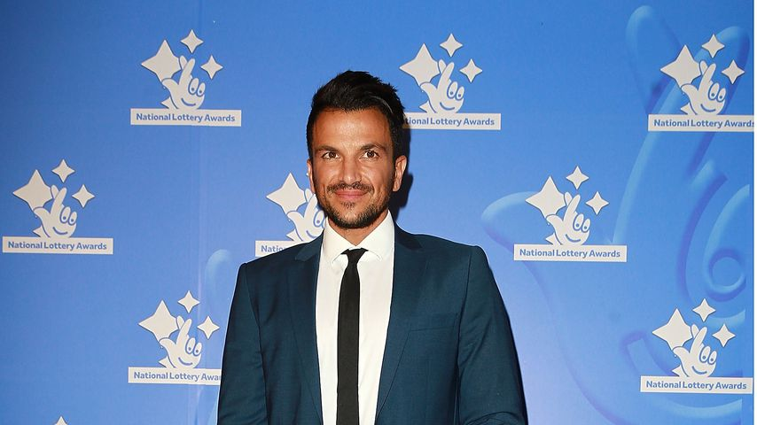 Peter Andre bei den National Lottery Awards 2015