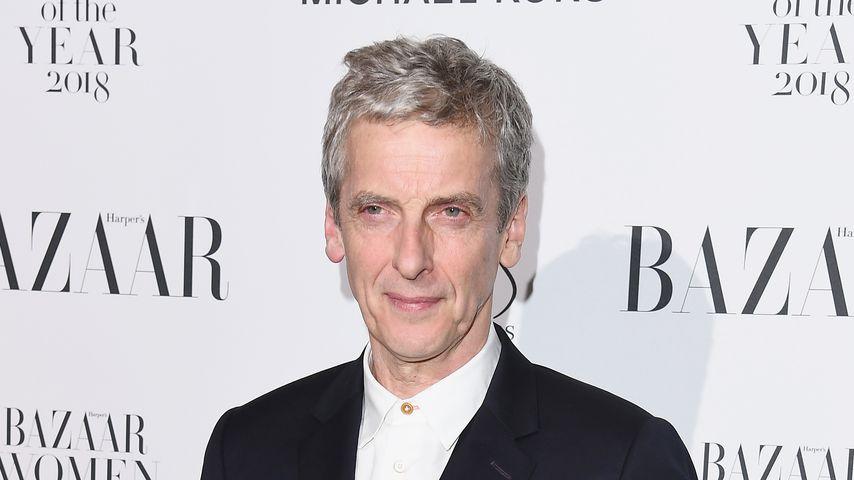 Schauspieler Peter Capaldi