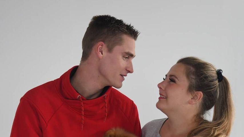 Peter Heck und Sarafina Wollny, Reality-TV-Bekanntheiten