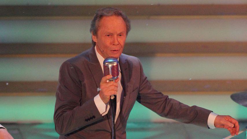 """Peter Kraus bei """"Adventsfest der 100.000 Lichter"""""""