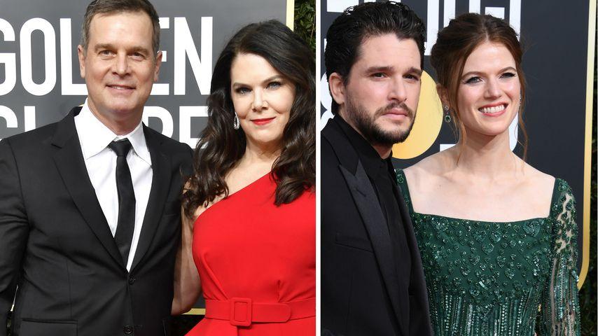 Die niedlichsten Pärchen-Auftritte der Golden Globes 2020!
