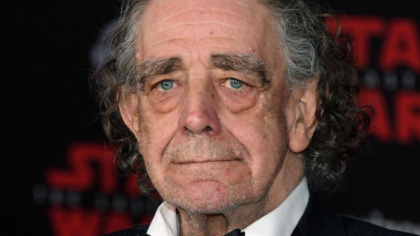 Ex-Chewbacca-Darsteller Peter ist mit 74 Jahren verstorben