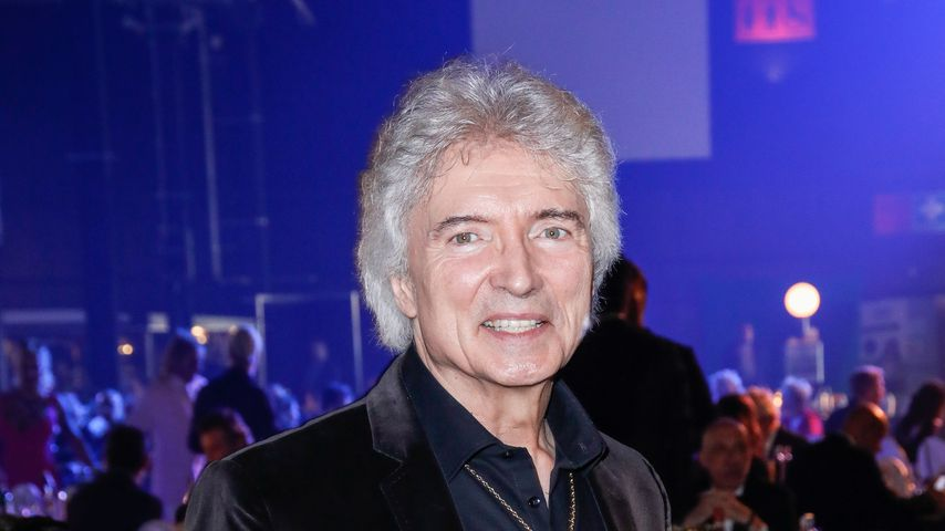 Peter Orloff bei der Preisverleihung der Goldenen Sonne, 2019