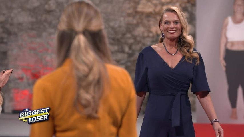 "Petra, Kandidatin bei ""The Biggest Loser"""