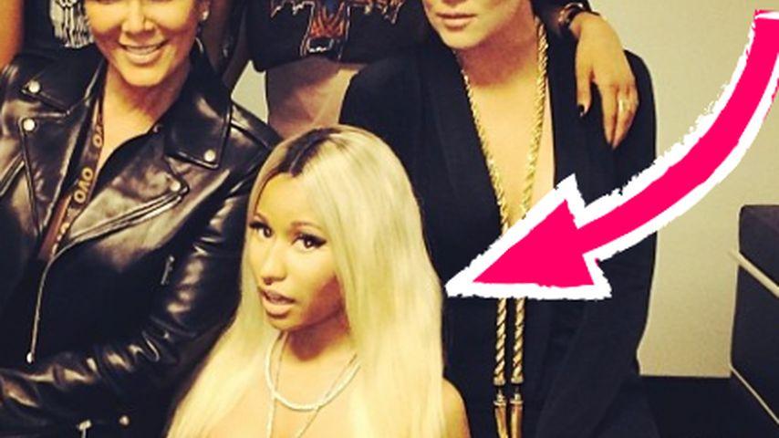 "Neues ""Kardashian""-Familien-Foto: Finde den Fehler"