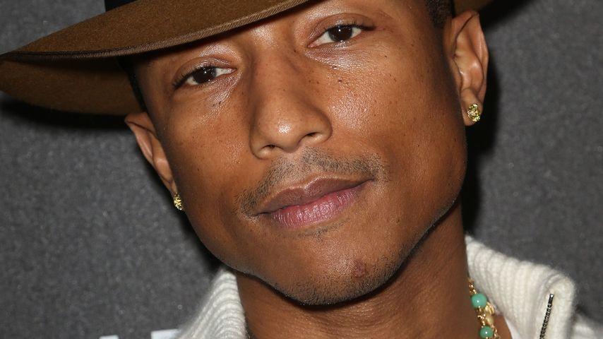 """Singt Pharrell """"Wetten, dass..?"""" zu Top-Quoten?"""