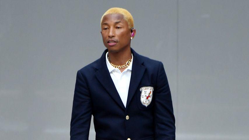 Pharrell Williams im Juni 2019