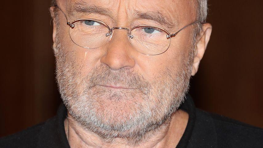 Phil Collins bei einem Event in London im Oktober 2016