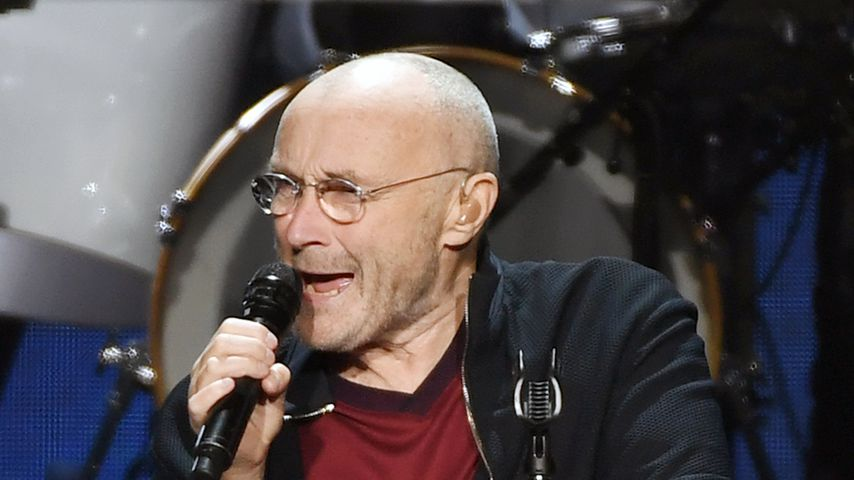 Phil Collins 2018 in Las Vegas