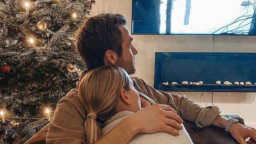 Philipp Stehler und seine Freundin Vanessa