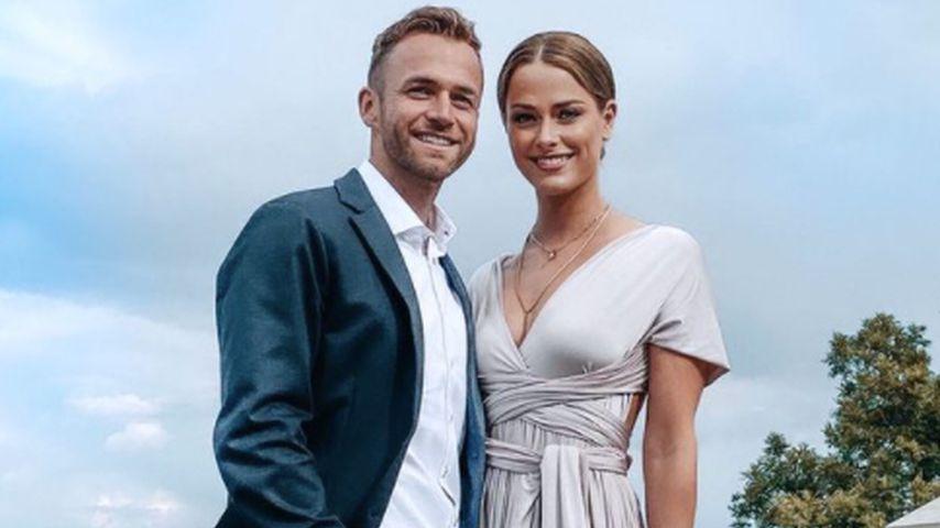 Philipp Stehler und Vanessa Ciomber