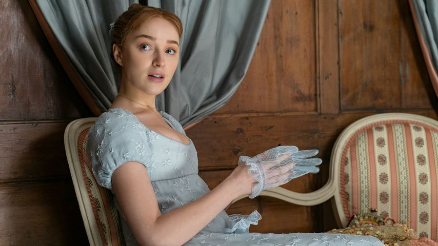 "So hart waren Sexszenen für ""Bridgerton""-Star Phoebe Dynevor"