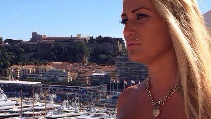 Pia Peukmann im Juli 2017 in Monaco