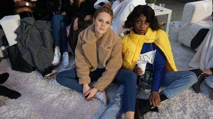 Pia und Toni, GNTM-Kandidatinnen 2018