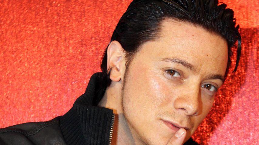 Piero Esteriore beim Einzug ins Big Brother Haus in Köln 2009